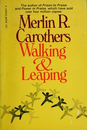 Cover of: Walking & leaping