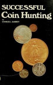 Cover of: Successful coin hunting | Charles L. Garrett