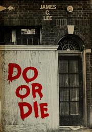 Cover of: Do or die