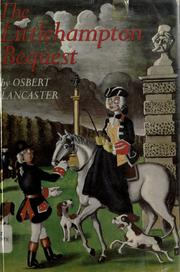 Cover of: The Littlehampton bequest