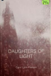 Cover of: Daughters of light