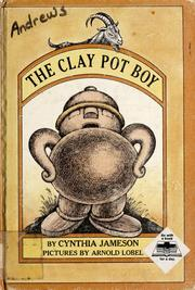 Cover of: The Clay Pot Boy by Cynthia Jameson