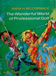 Cover of: The wonderful world of professionalgolf