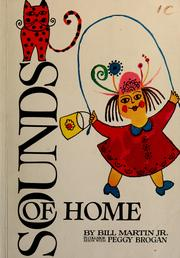 Cover of: Sounds of home
