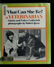Cover of: What can she be?
