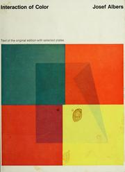 Cover of: Interaction of color: text of the original edition with selected plates