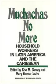 Cover of: Muchachas No More | Elsa M. Chaney