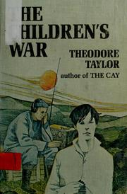 Cover of: The children's war
