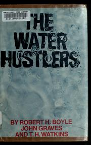Cover of: The water hustlers