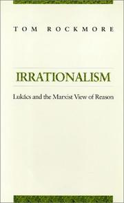Cover of: Irrationalism