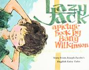 Cover of: Lazy Jack, a picture book, by Barry Wilkinson