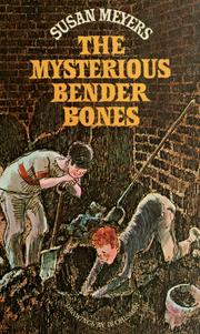 Cover of: The mysterious Bender bones