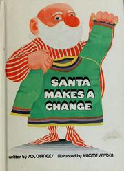 Cover of: Santa makes a change