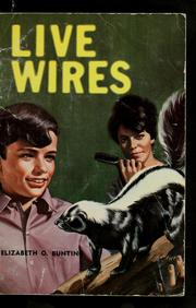 Cover of: Live wires
