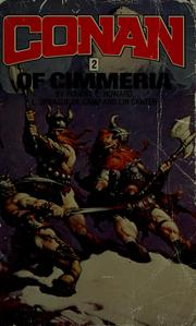 Cover of: Conan of Cimmeria