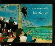 Cover of: ... if you sailed on the Mayflower | Ann McGovern