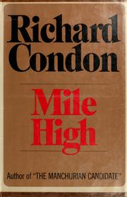 Cover of: Mile high