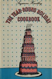 Cover of: The year-round holiday cookbook