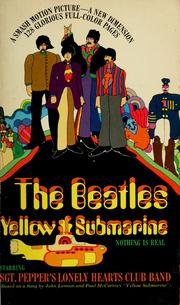 The Beatles Yellow submarine by Max Wilk