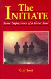 Cover of: The initiate