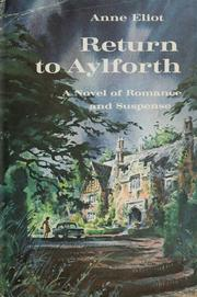 Cover of: Return to Aylforth