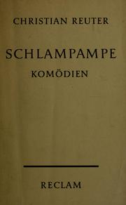 Cover of: Schlampampe