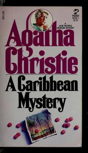 Cover of: A Caribbean Mystery