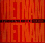 Cover of: Vietnam! Vietnam!: in photographs and text