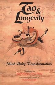 Cover of: Tao & Longevity
