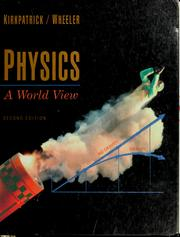 Cover of: Physics | Larry D. Kirkpatrick