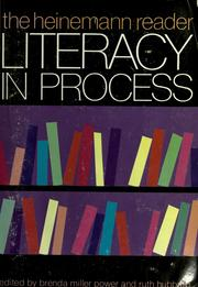 Cover of: Literacy in process |