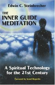 The inner guide meditation by Edwin C. Steinbrecher