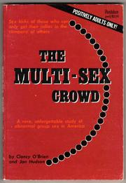 Cover of: The Multi-Sex Crowd |