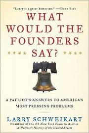 Cover of: What Would the Founders Say?