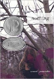 Cover of: Nothing | Janne Teller