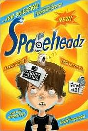 Cover of: Spaceheadz |