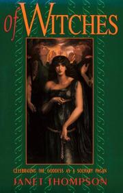 Cover of: Of witches