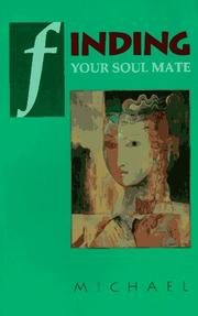 Cover of: Finding your soul mate | Michael