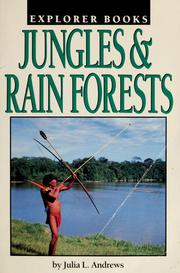 Cover of: Jungles & rain forests | Julia L. Andrews