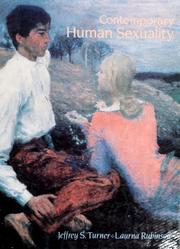 Cover of: Contemporary human sexuality | Jeffrey S. Turner