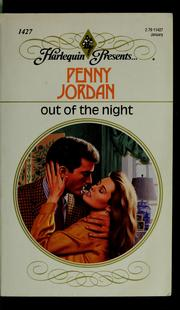 Cover of: Out of the Night | Penny Jordan