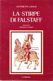 Cover of: La stirpe di Falstaff