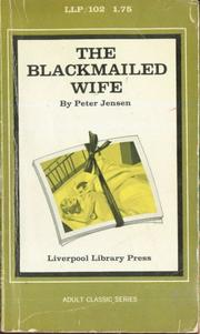 The Blackmailed Wife by Peter Jensen
