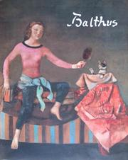 Balthus by Balthus