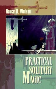 Cover of: Practical solitary magic