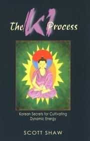Cover of: The Ki process | Scott Shaw
