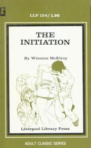 Cover of: The Initiation |