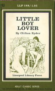Cover of: Little Boy Lover by