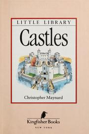 Cover of: Castles | Christopher Maynard