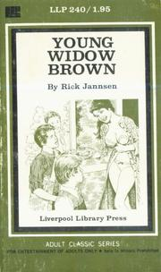 Young Widow Brown by Rick Janssen